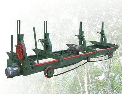 Тележка для перемещения пиловочного материала в комплектации с двигателем РСН3000