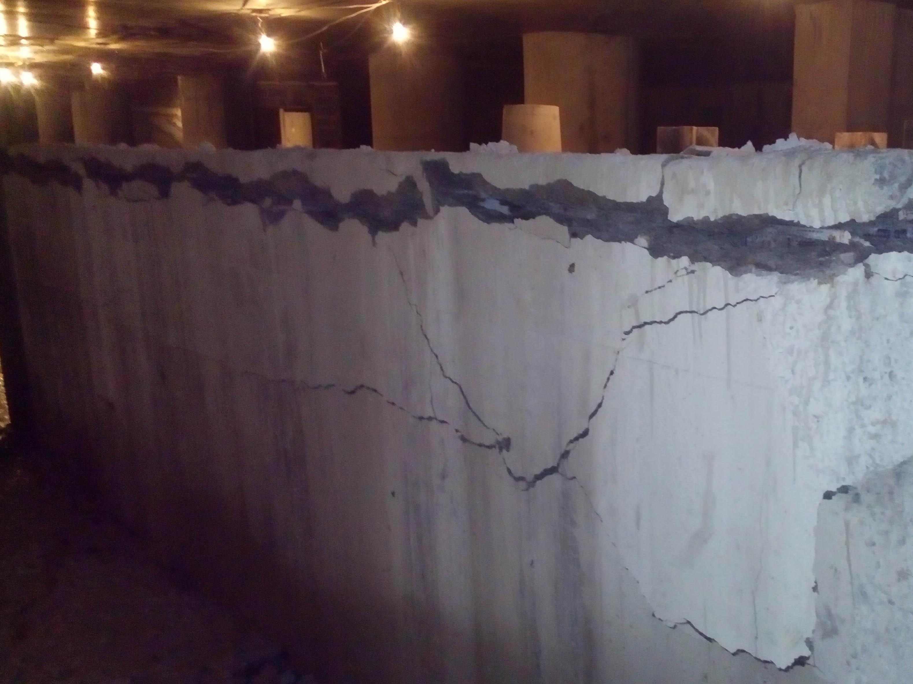 расширяющая смесь применение расколоть бетонную плиту