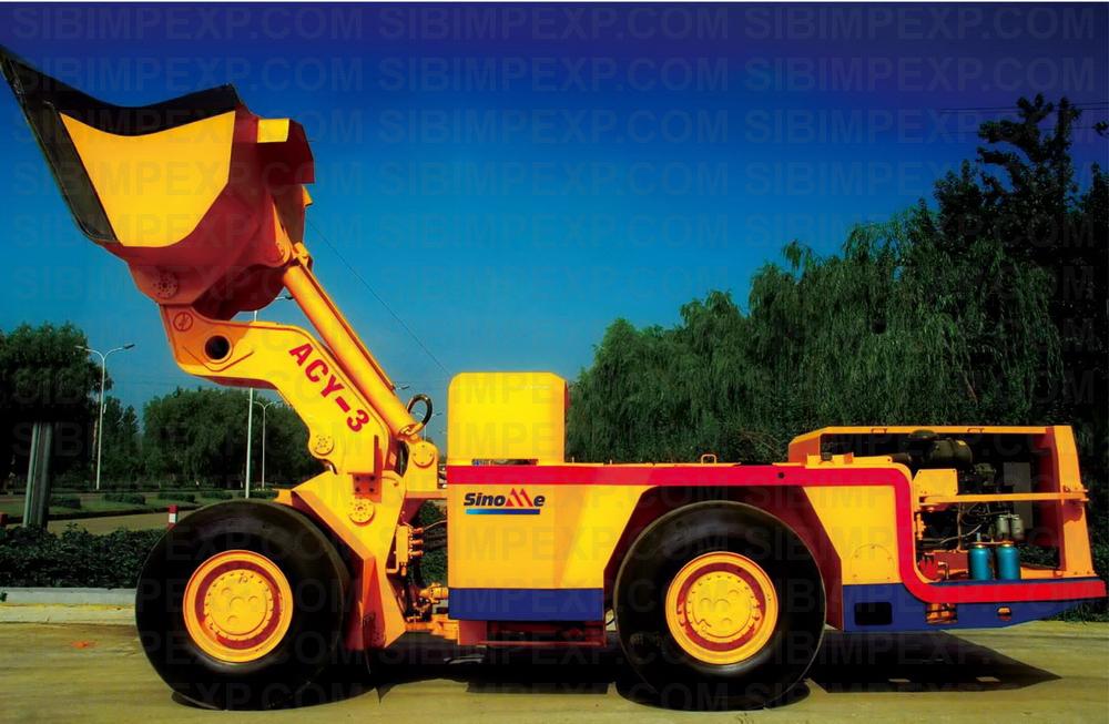 ACY-3 Diesel LHD Дизельный погрузчик Anchises