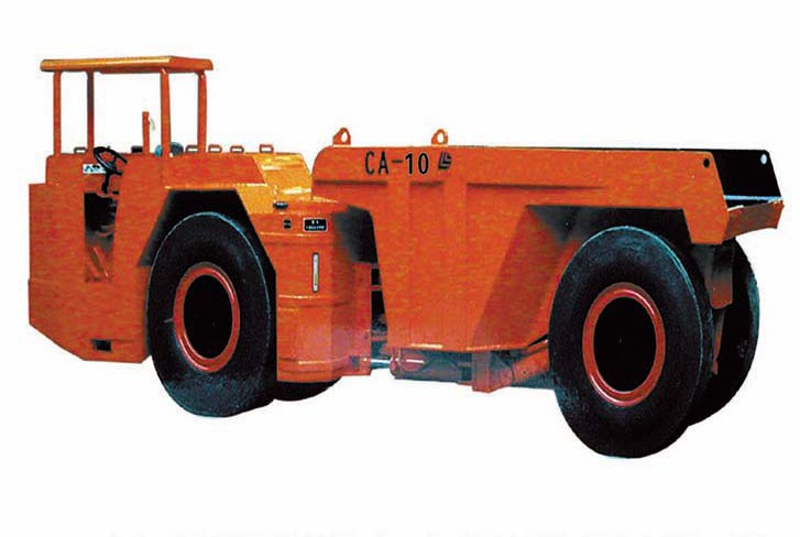 Самосвал для подземных работ SINOSTEEL CA-10