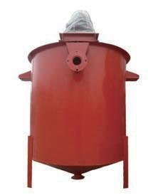 Контактный чан для кислотной промывки