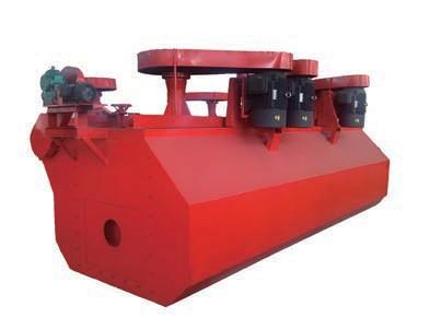 Флотационная машина серии SF