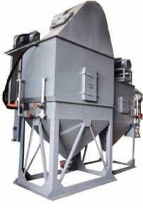 Мешочный пылеуловитель серии RFS
