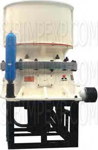 Конусная дробилка с одной гидравлической станцией серии HST
