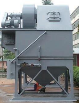 Пылеулавливающий агрегат серии CCJ/A