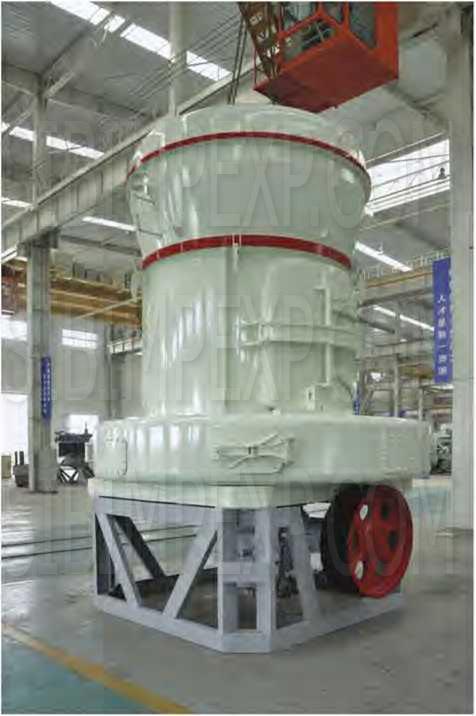 Трапецоидальная мельница европейского типа серии MTW