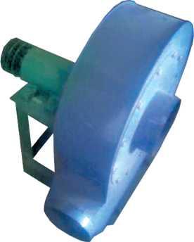 Вентилятор радиальный (с 2-мя клиновидными ремнями) Y4-3C
