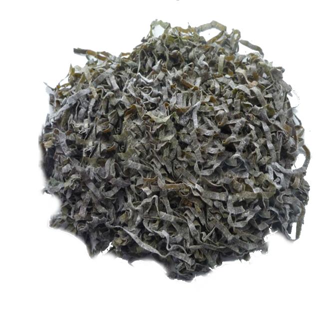 Сушеная ламинария (морская капуста)